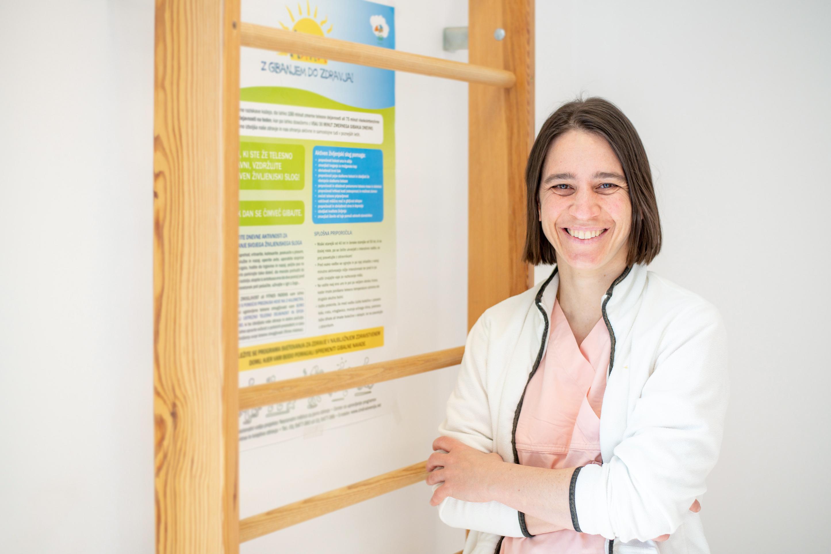 Sara Črepinšek – Intervju metoda montessori