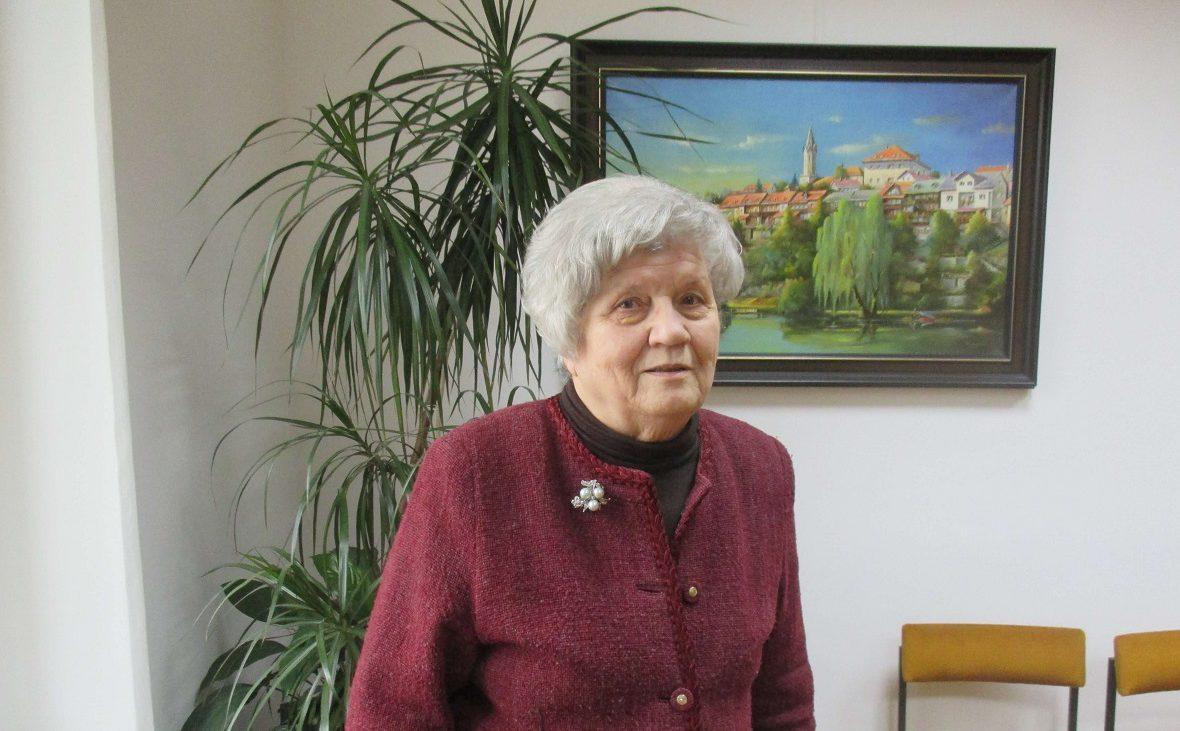 Rožca Šonc – Intervju Starejši za starejše