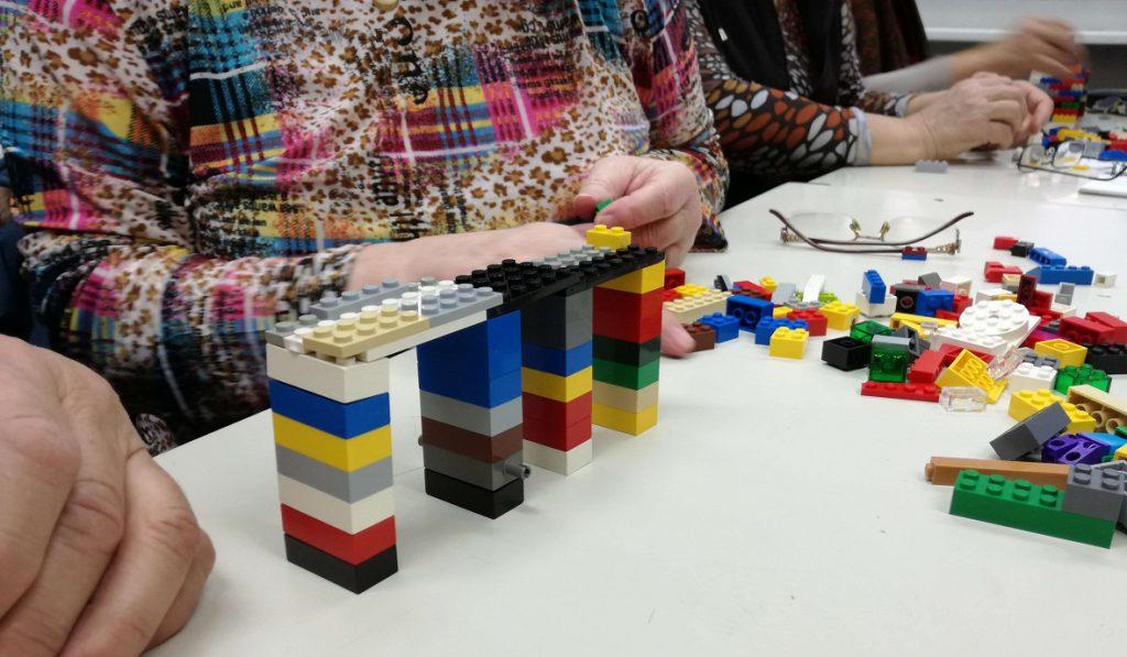 Lego proti demenci