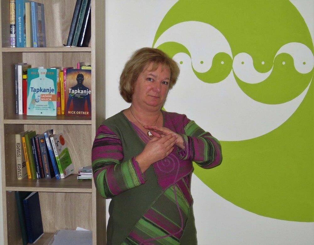 Tanja Turnšek – Intervju EFT metoda ali tapkanje