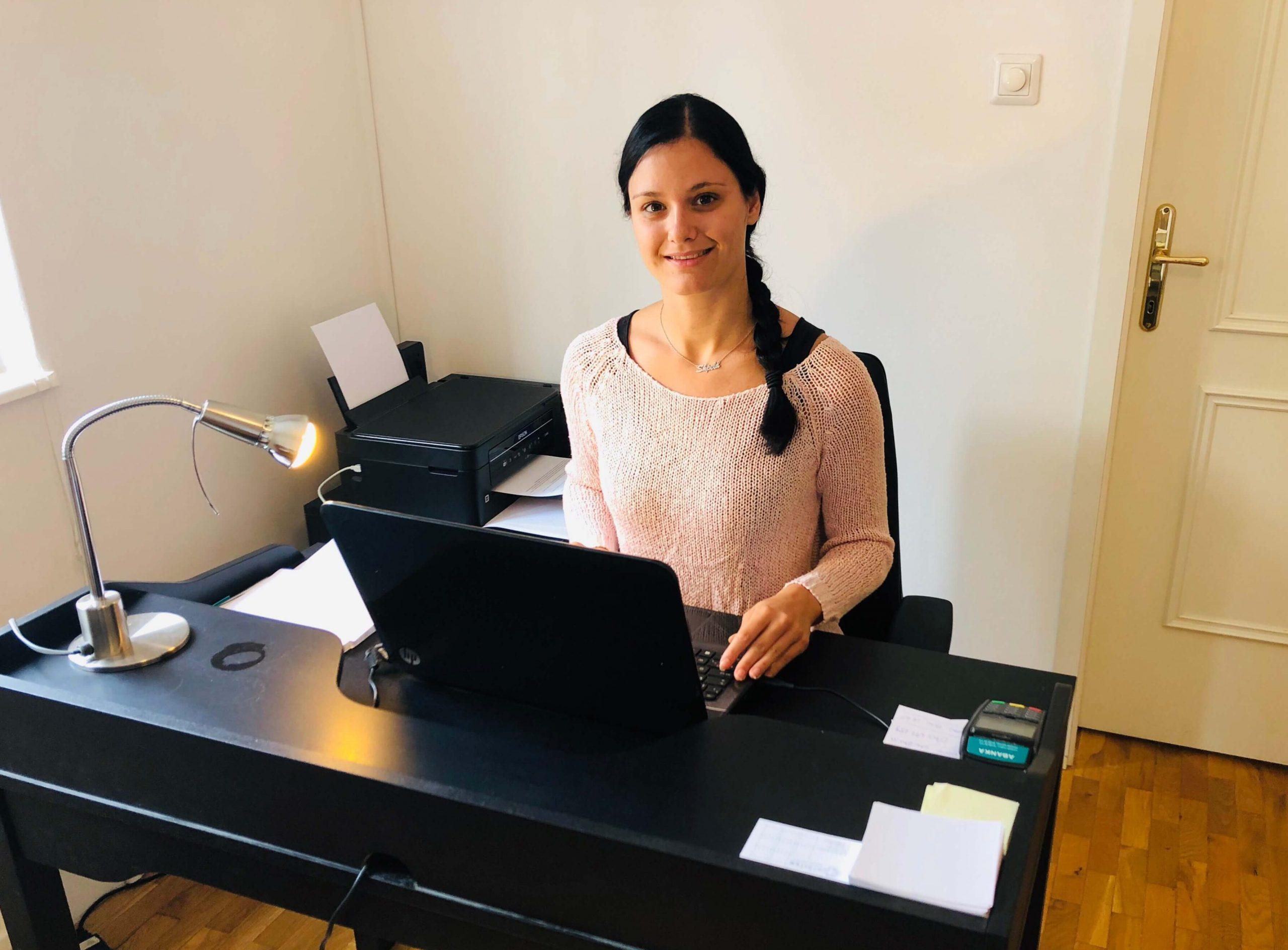 Špela Hočevar – Intervju Akupunktura