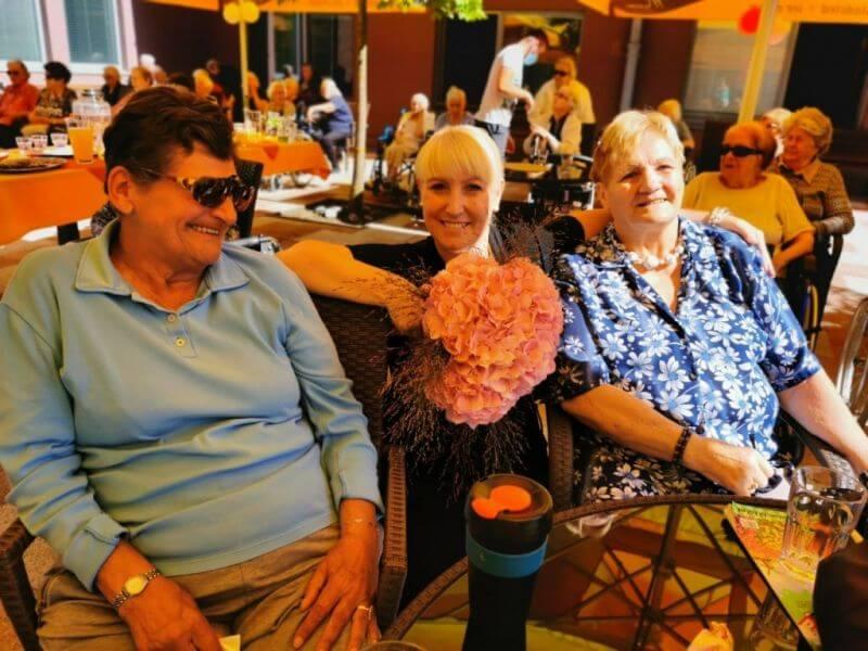 Ana Petrič – Intervju DEOS Center starejših Notranje Gorice
