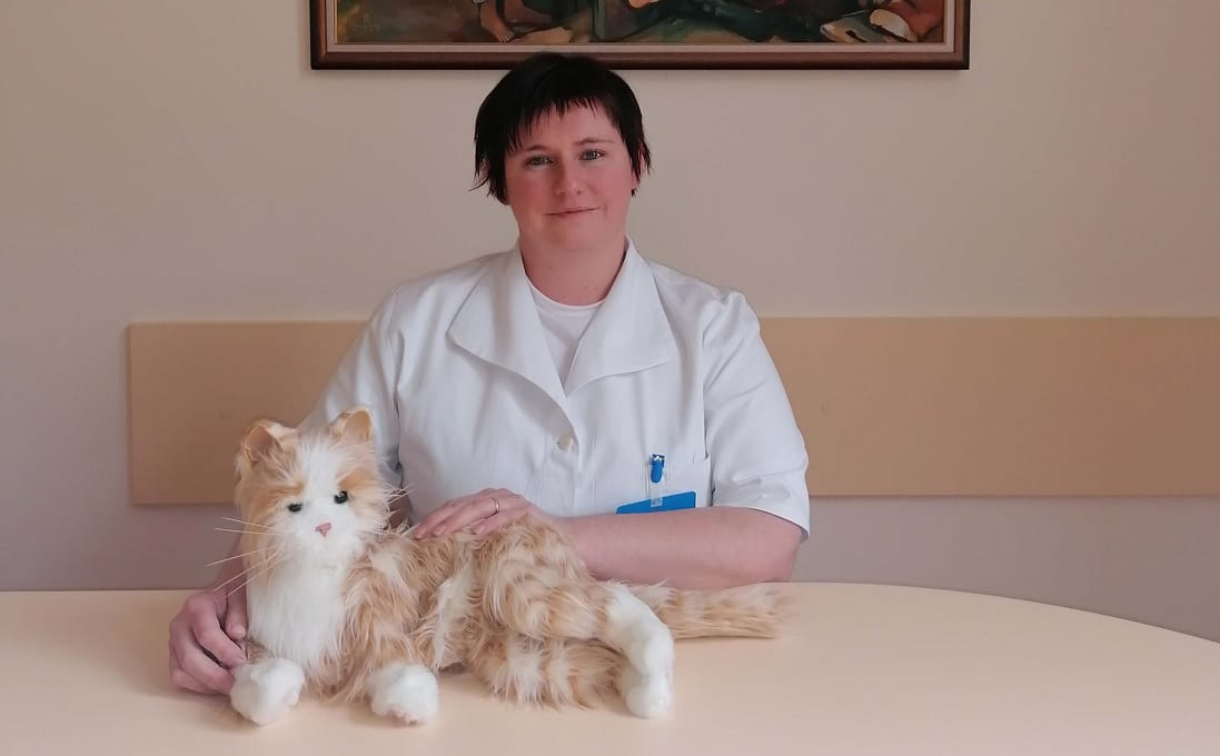 Anja Pavšič – Intervju Delovna terapija v PB Idrija